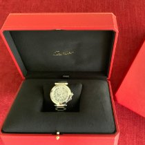 Cartier Pasha neu 2021 Automatik Uhr mit Original-Box und Original-Papieren