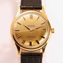 歐米茄 14393 黃金 1961 Constellation 35mm 二手