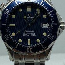 Omega Seamaster Diver 300 M Stahl 36mm Blau Keine Ziffern Deutschland, mönchengladbach