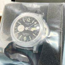 Panerai Luminor GMT Automatic Steel 44mm Black Arabic numerals United States of America, California, Pasadena