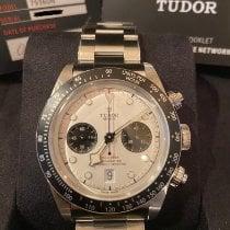 Tudor Black Bay Chrono Steel 41mm White No numerals United States of America, New York, Brooklyn
