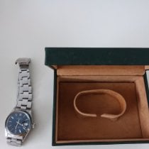 Rolex Oyster Perpetual Date 1500 Good Steel 34mm Automatic Australia, 3018