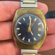 Poljot Gold/Steel 37mm Manual winding pre-owned United States of America, New Jersey, Upper Saddle River