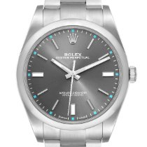 Rolex Oyster Perpetual 39 Steel 39mm Silver United States of America, Georgia, Atlanta