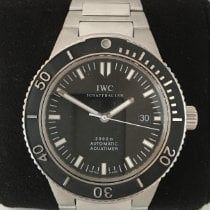 IWC Aquatimer Automatic 2000 new 2004 Automatic Watch with original box IW353602