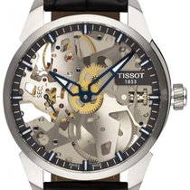 Tissot T-Complication new 2020 Manual winding Watch with original box and original papers T070.405.16.411.00