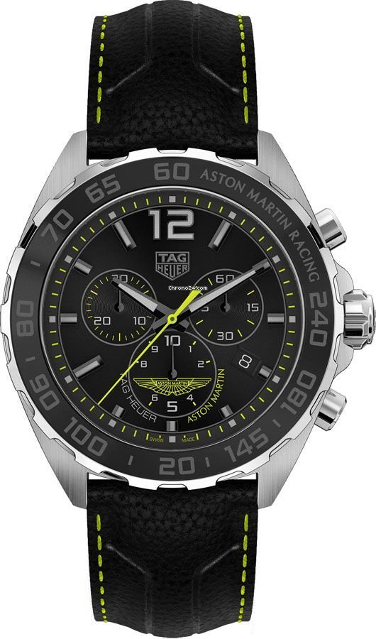 Tag Heuer Formula 1 Aston Martin Racing Men S Watch Caz101p Fc Für 2 134 Kaufen Von Einem Trusted Seller Auf Chrono24