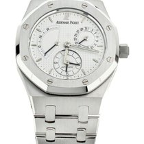 Audemars Piguet Royal Oak Dual Time 36mm White United States of America, Illinois, BUFFALO GROVE