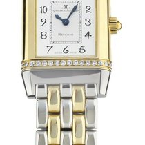 Jaeger-LeCoultre Reverso (submodel) Gold/Steel 33mm Silver United States of America, Illinois, BUFFALO GROVE
