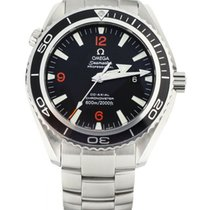 Omega Seamaster Planet Ocean Steel 45mm Black United States of America, Illinois, BUFFALO GROVE