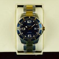 Longines HydroConquest Steel 39mm Blue