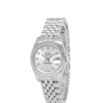 Rolex Lady-Datejust Steel 26mm Silver United States of America, New York, Hartsdale