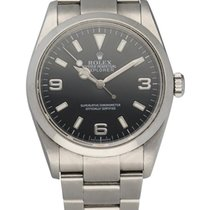 Rolex 114270 Steel Explorer 36mm pre-owned United States of America, New York, New York
