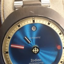 Zodiac Astrographic Steel 40mm