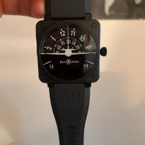 Bell & Ross BR 01-92 new 2020 Automatic Watch with original box and original papers BR01-92-STC