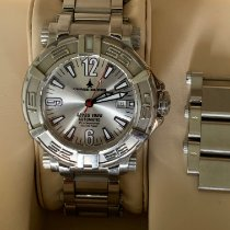 Chase-Durer Steel 44mm Automatic 783-05-2 pre-owned
