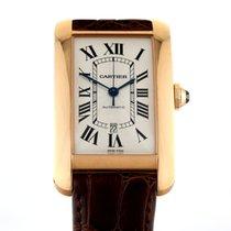 Cartier Tank Américaine nieuw Automatisch Horloge met originele doos en originele papieren 2927