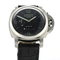 Panerai Luminor 1950 10 Days GMT Steel 44mm