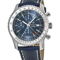 Breitling Navitimer GMT A24322121C2X2 New Steel Automatic