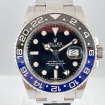 Rolex GMT-Master II 116710BLNR Foarte bună Otel 40mm Atomat