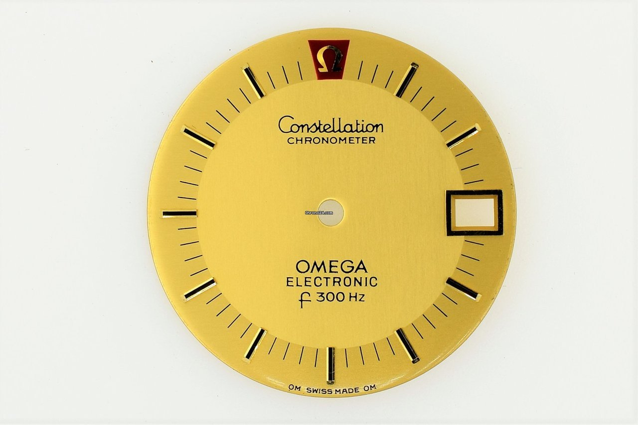 Omega Constellation подержанные