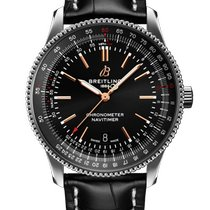 Breitling Steel 41mm Automatic A17326241B1P2 new