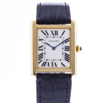 Cartier Tank Solo Gold/Steel 27.5mm Silver United States of America, Georgia, Atlanta