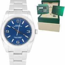Rolex Oyster Perpetual 36 Steel 36mm Blue United States of America, New York, Massapequa Park
