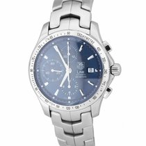 TAG Heuer Link Steel 36mm Blue United States of America, New York, Massapequa Park
