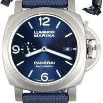Panerai Titanium 44mm Automatic PAM01117 new