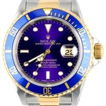 Rolex Submariner Date Gold/Steel 40mm