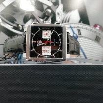 TAG Heuer CBL2113.FC6177 Steel 2021 Monaco 39mm new