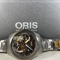 Oris Big Crown ProPilot Titanium 44mm Transparent No numerals United States of America, Connecticut, Danbury