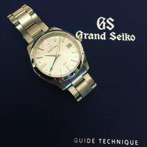 Seiko Sbgn011 Steel 2020 Grand Seiko 40mm pre-owned