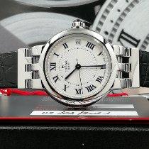 Tudor Clair de Rose Steel 34mm White Arabic numerals