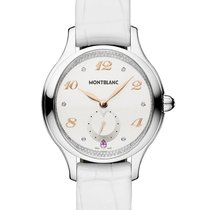 Montblanc Princess Grace De Monaco new 2021 Quartz Watch with original box and original papers 106499