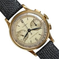 Longines 13ZN Yellow gold 1942 37mm pre-owned
