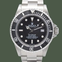 Rolex Steel 40mm Automatic 16600T pre-owned