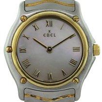 Ebel Wave pre-owned 26mm Gold/Steel