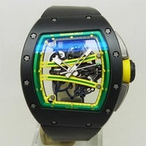 Richard Mille RM 061 50.2mm Transparent