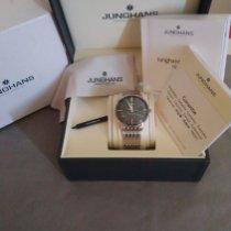 Junghans Acier 38.4mm Quartz 058/4803.44 occasion France, ROCHESERVIERE