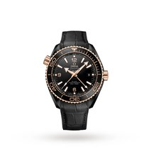Omega Seamaster Planet Ocean O21563462201001 New Ceramic 45.5mm Automatic