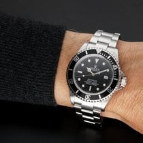 Rolex Steel 40mm Automatic 16600 pre-owned