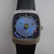 Zodiac Astrographic Steel 36mm Blue