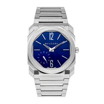 Bulgari Octo Steel 40mm Blue United States of America, Pennsylvania, Bala Cynwyd