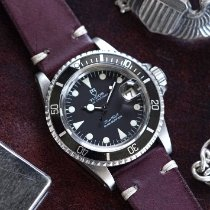 Tudor Submariner Steel 40mm Black No numerals United States of America, California, Los Angeles