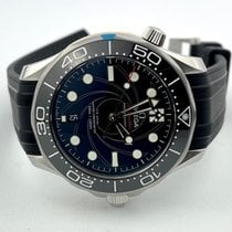 Omega Seamaster Diver 300 M new 2021 Automatic Watch with original box and original papers 210.22.42.20.01.004
