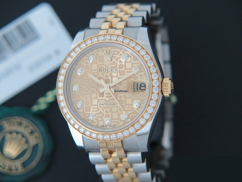 Rolex Lady-Datejust 178383 2018 tweedehands