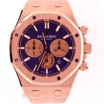 Audemars Piguet Royal Oak Chronograph 26331OR.OO.1220OR.01 Nové Růžové zlato 41mm
