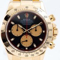 Rolex 116528 Or jaune 2006 Daytona 40mm occasion